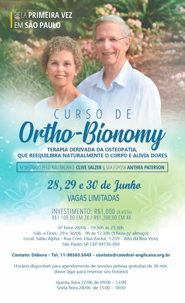 Curso de Ortho Bionomy
