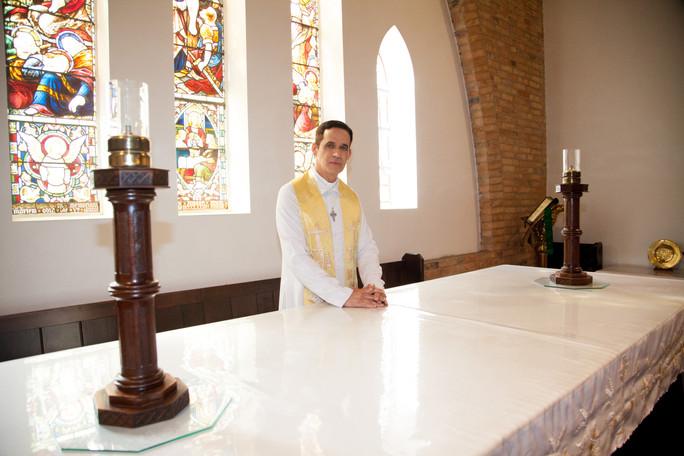 Intenções para as Celebrações Eucarísticas