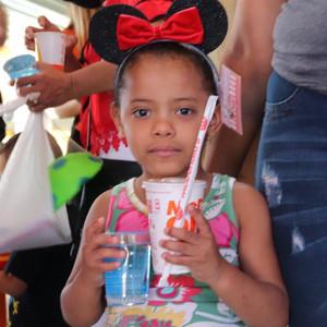 Dia das Crianças com a Bia Dória