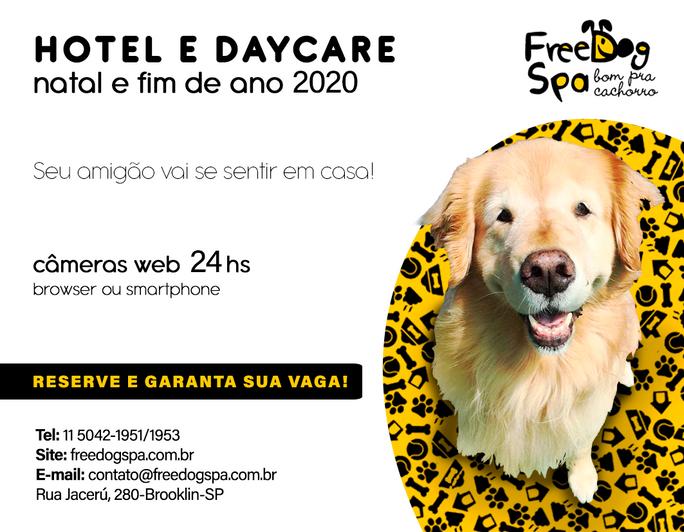 FreeDog: Hotel e Daycare