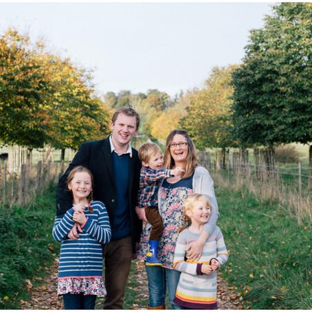 English Country Family photoshoot