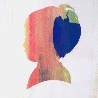 silkscreen on paper