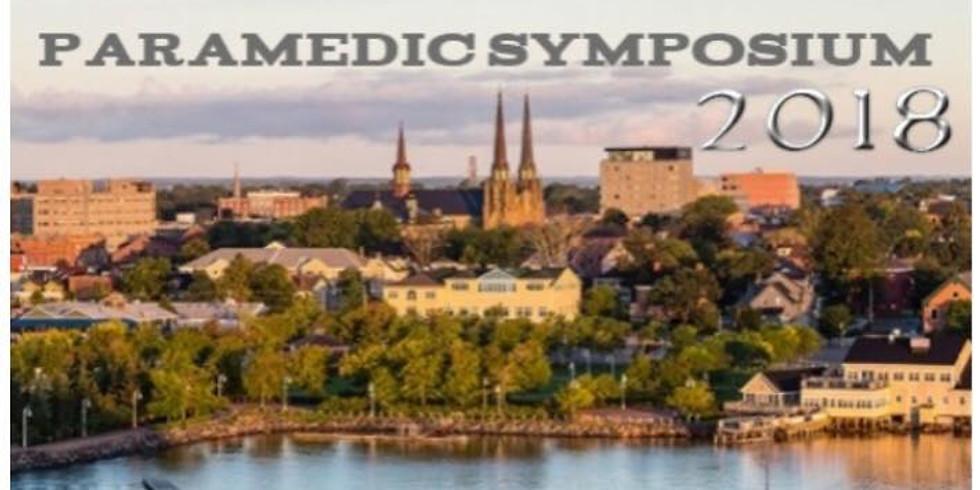 2018 PAPEI Paramedic Symposium