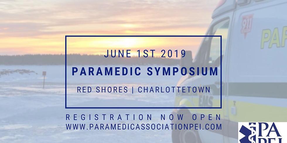 2019 PAPEI Paramedic Symposium