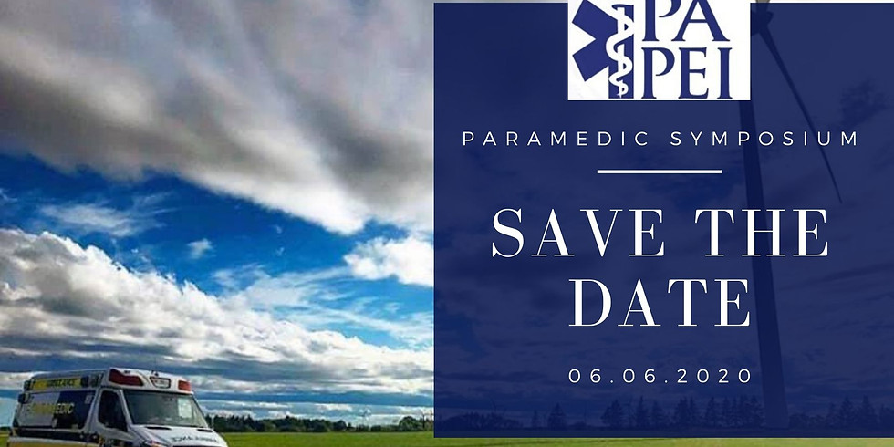PAPEI Paramedic Symposium 2020