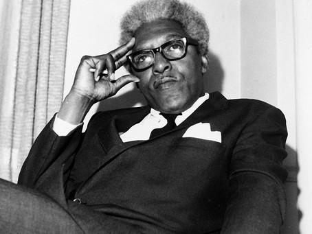 Black. Gay. Advocate. Quaker. Bayard Rustin.