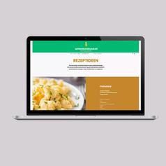 Webseite für schlank & xund Dittingen