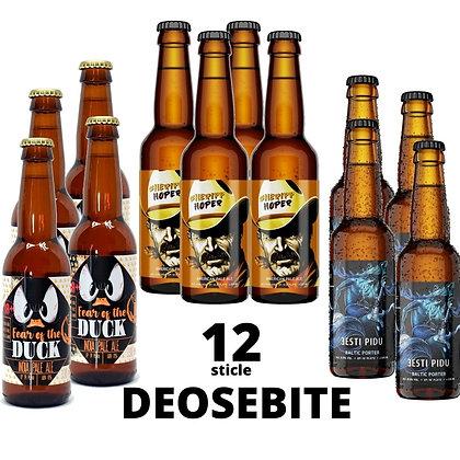 "Bax de 12  ""Deosebite"""