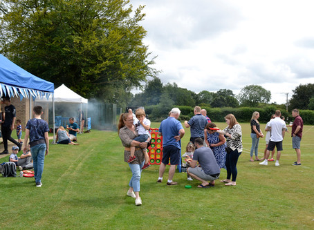 Cold Control host family fun day