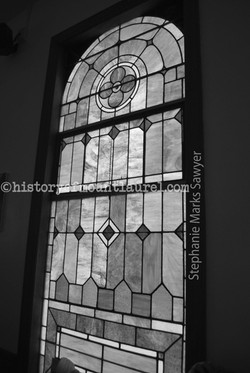 Stained glass window at Jacob's Chapel.jpg