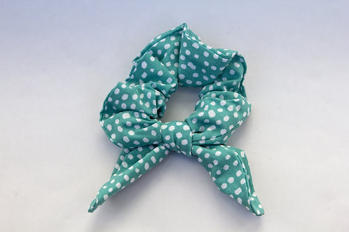 Scrunchies: Handmade by a Heterotaxy Warrior