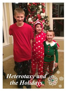 Heterotaxy Hero, Hallie, pictured with her brothers, Carson and Tucker