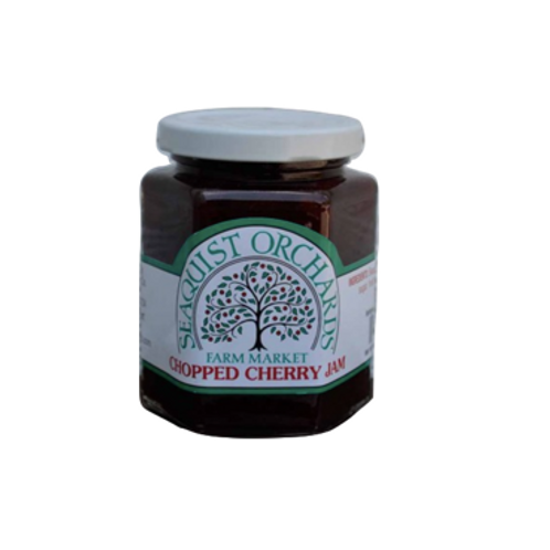 Seaquist Orchards Chopped Cherry Jam
