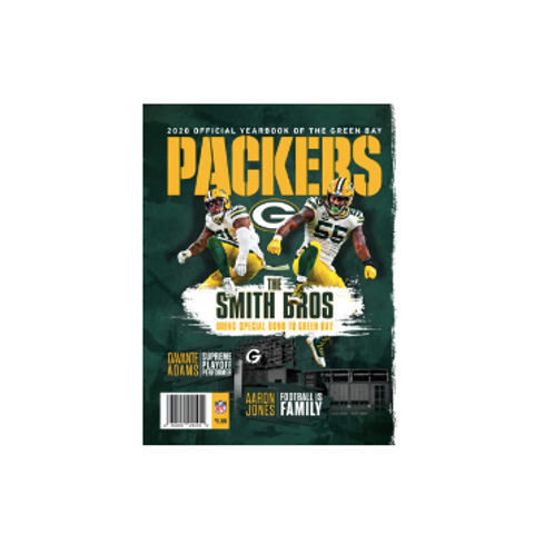 Green Bay Packers Yearbook 2020