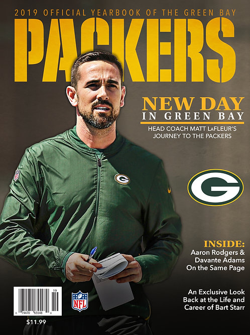 2019 Green Bay Packers Yearbook