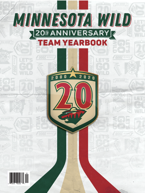 2021 Minnesota Wild Yearbook