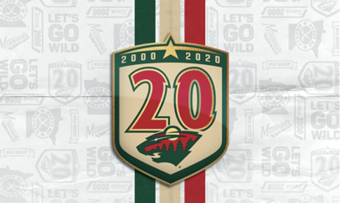 2021 Minnesota Wild Yearbook