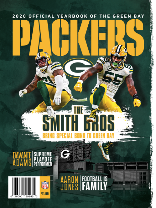 2020 Green Bay Packers Yearbook