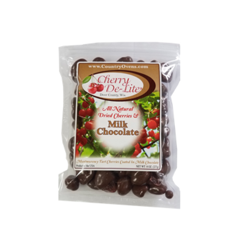 Milk Chocolate Cherry De-Lite
