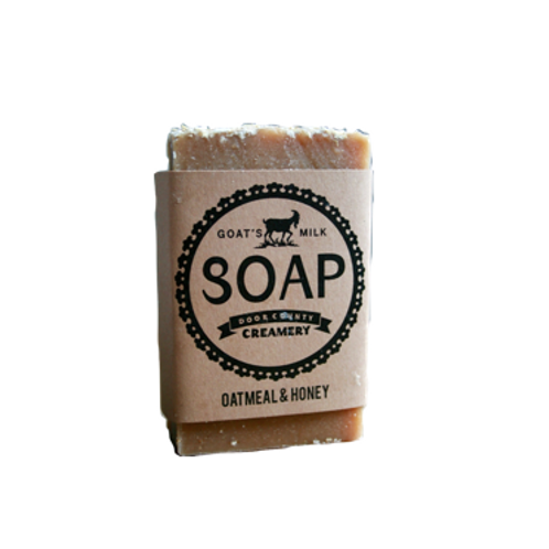 Door County Creamery Oatmeal & Honey Soap