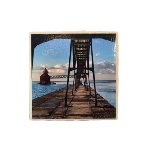 Ship Canal Pierhead Lighthouse Coaster