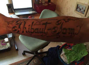 tatouage blain