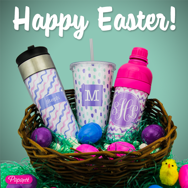 Inscribe awesome this paparte personalized gifts marketing easter negle Images
