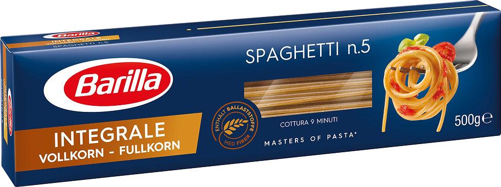 """Pilno grūdo makaronai ,,Spaghetti Integrale"""""""