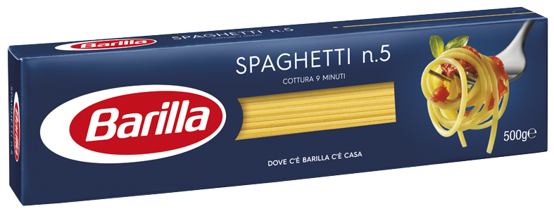 "Makaronai ,,Spaghetti n.5"""