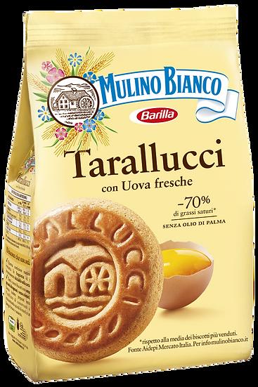 """Sausainiai ,,Tarallucci"""" su kiaušiniu"""