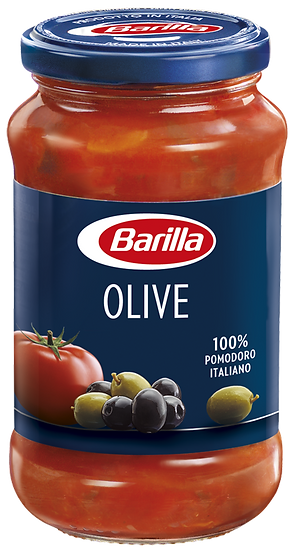 "Pomidorų padažas su alyvuogėmis ,,Olive"""