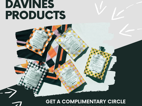 September Special! - Davines Circle Chronicles