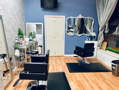 Private Salon Experience