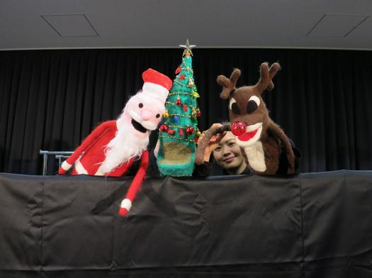 クリスマス人形劇