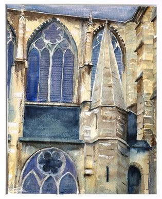 Église St-Jullien de Tours