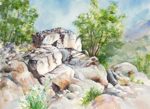 Rochers du Tarn