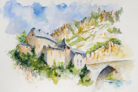 Pont de Sainte-Énimie