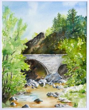 Pont de Rampon Lozère