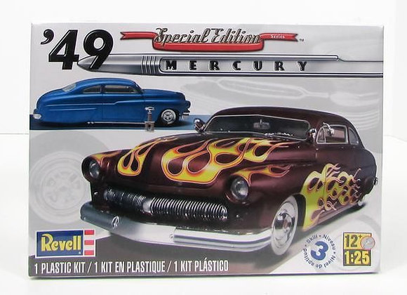 1949 Mercury Custom Coupe