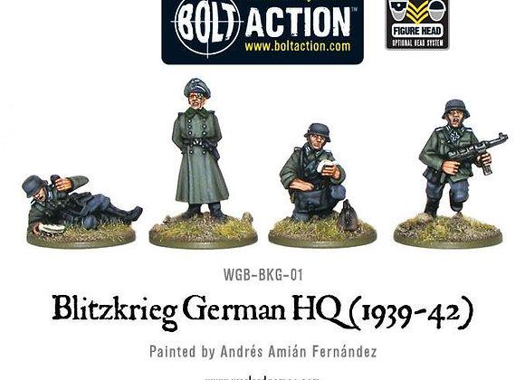 Blitzkrieg German HQ (1939-42) (Revised)