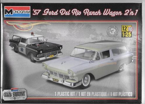 1957 Ford Del Rio