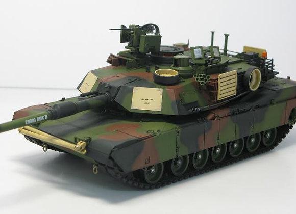 US Army M1A2 Tusk II