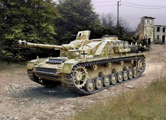 German StuG IV Sd.Kfz. 167 1/35