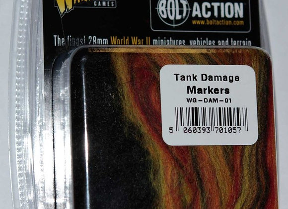 Tank Damage Markers