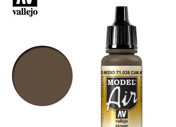 Camouflage Medium Brown - 71.038