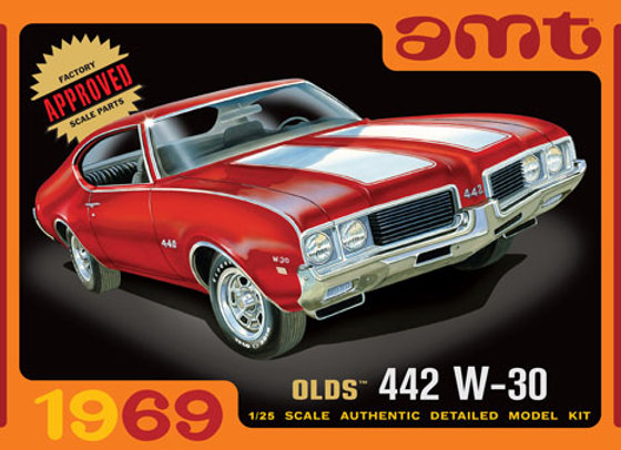 1969 Olds 442 W-30