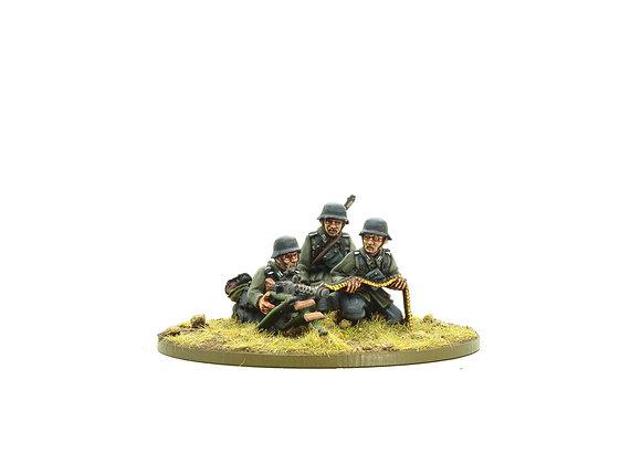 Blitzkrieg German MG34 MMG Team (1939-42) (Revised)