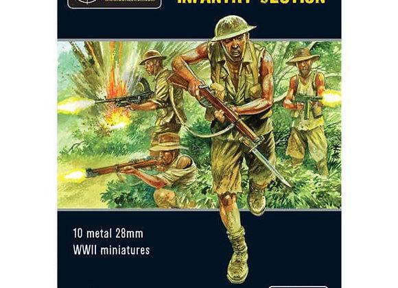Australian Militia Infantry Section