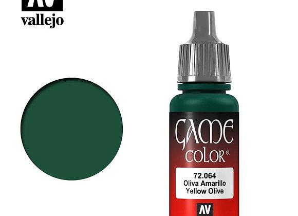 Yellow Olive - 72064