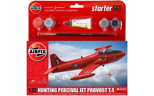 Hunting Precival Jet Provost T.4 Starter